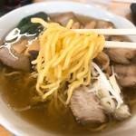ぜんや - 中太麺
