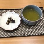 ひよこ庵 - 黒船と抹茶