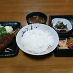 幸ちゃん - 料理写真:日替わりランチ(1000円)