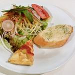 パスタハウス al dente - 本日のおすすめ 前菜