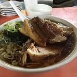 味の大西 - 料理写真:チャーシューメン