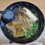 あま晴らし - 黄金スープ醤油