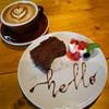 ボワ カフェ - 料理写真:2017.09