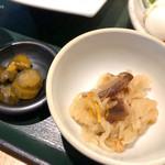 大坂おでん 久 - さっぱり香味ダレの鶏唐揚げ膳