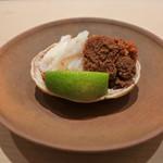 寿司 竹本 - 香箱蟹