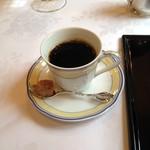 シェ・コーベ - コーヒー