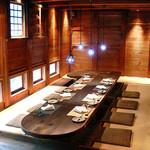 "o・mo・ya - 会合やお顔合わせ、記念の食事に 個室""蔵"""