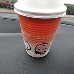 国見サービスエリア(上り線)テイクアウトコーナー - ホットコーヒー