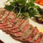 Gatti - 牛肉のビスティッカ