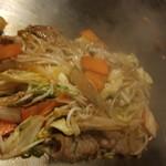 鉄処 - 野菜炒め