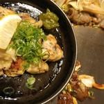鉄処 - ひね鶏焼き