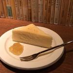 草枕 - チーズケーキ