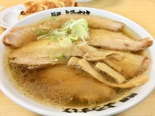麺屋 ようすけ - チャーシューメン 830円