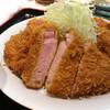 にし邑 - 料理写真:上ロースかつ膳
