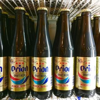 オリオンビールに泡盛、シークヮーサードリンクや各国ビールも◎