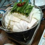 煮こみ - もつ鍋