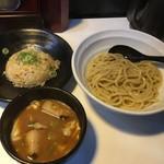 麺屋 一真道 - ランチセットA、半チャーハン+100円