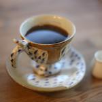 おうちごはん 野の - コーヒーは何種類かありますので、ぜひ飲み比べてみてください。