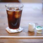 おうちごはん 野の - アイスコーヒーも美味しい!