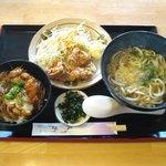 兼広 - 料理写真:選べるランチ(690円)