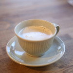 おうちごはん 野の - 穀物ミルクコーヒー絶品です。ノーカフェインで安心。