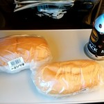 iwate tetoteto - イワテテトテト@盛岡駅 福田パンのコッペパン