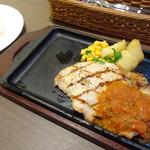 シェフズトライテーブル - グリルランチ豚肉(2,800円)