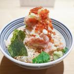 日本橋海鮮丼 つじ半 - いくらマシ