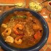 ラティーノ - 料理写真:トレスコンボ(復刻版三越前のインドカリー、メキシカン、欧風シーフード)