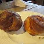 カフェ&レストラン グリーンテーブル - パン