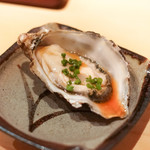 鮨 尚充 - 厚岸カキえもんの牡蠣
