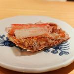 鮨 尚充 - 香住の香箱蟹