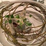 76634538 - 柳葉魚のフリット サワークリームと赤玉葱