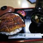 あおき - 料理写真:うな丼・上 2,210円
