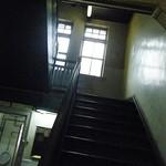 アサカフェ - 階段もタマラン。