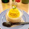 リコプラス - 料理写真:栗カボチャのモンブラン風   カスタードプリン