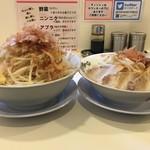 ラーメン つけ麺 天高く翔べ! -