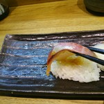 寿司丸忠 - 肉厚の例
