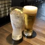 76641794 - レモンサワー / 生ビール