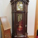 メインダイニングルーム 三笠 - 平成の大時計