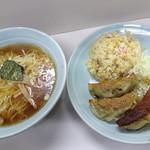 俵屋飯店 - A定食¥730
