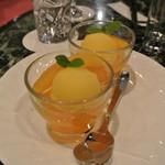 オールドサルーン1934 - デザート