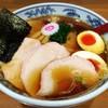 とら食堂 - 料理写真:醤油 焼豚麺 味玉付き