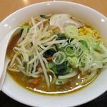 花つつじ - 野菜味噌ラーメン @700円
