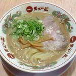 天下一品 - こってり(730円)
