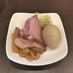 麺屋りゅう - おつまみ皿