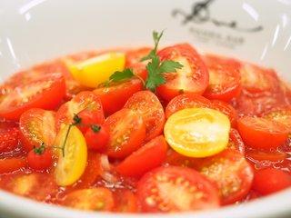 ラーメン ドゥエ エド ジャパン - 冷麺トマトコレクション2017 1200円