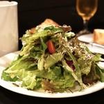 ルセルクル - ☆グリーンサラダ 600円