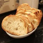ルセルクル - ☆付出しのパン