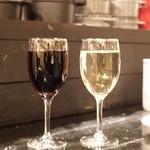 ルセルクル - ☆本日のグラスワインの(赤)(白)